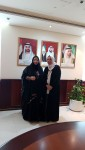 رواق عوشة الثقافي ومجلس سيدات أعمال الإمارات اليد الواحدة لا تصفق